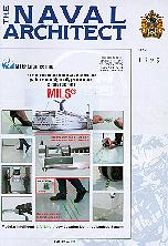 Naval Architecture on The Naval Architect May 1999  Page 8  As One Of New Generation Ships